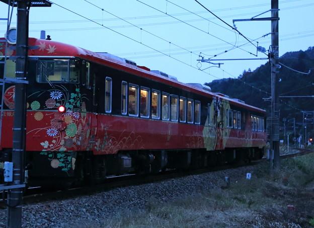花嫁のれん号(1)  七尾観光列車
