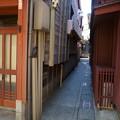 金沢 主計町茶屋街 あかり坂(1)
