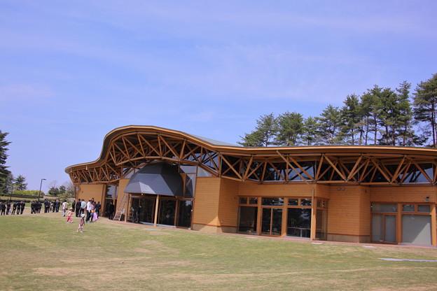 奥卯辰山健民公園 新公園センター  とんぼハウス