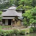 Photos: 夕顔亭と瓢池