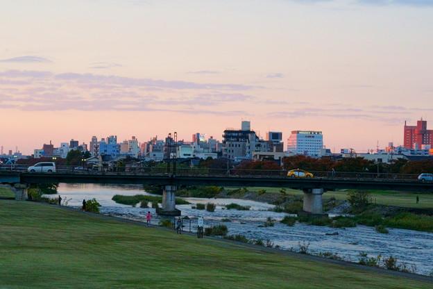 犀川 下菊橋