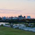 写真: 犀川 下菊橋