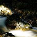 写真: 七つ滝 4の滝の上