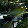 Photos: 七つ滝 3の滝の上