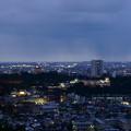 金沢市の夜景 金沢城