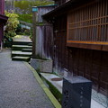 Photos: 暗がり坂 主計町茶屋街