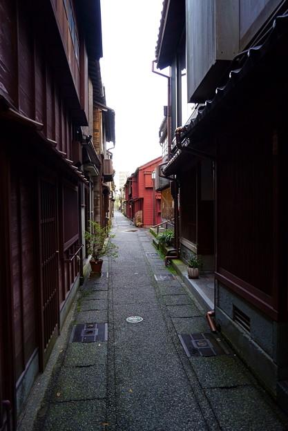 金沢 主計町茶屋街(かずえまち)