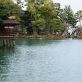 Photos: 兼六園 霞が池と内橋亭