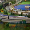 Photos: 金沢駅 鉄道模型  北陸新幹線