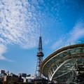 写真: テレビ塔