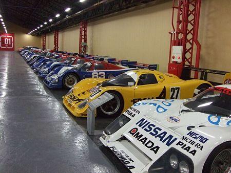 ★2008 NISSAN memorial garage 35