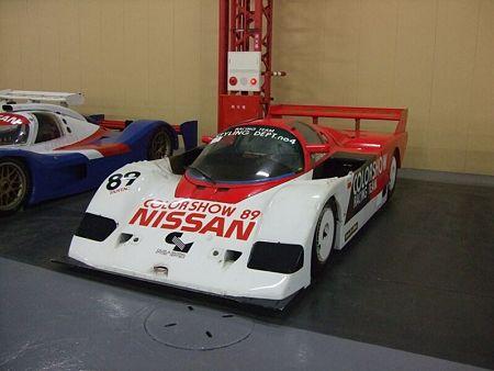 ★2008 NISSAN memorial garage 45