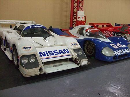 ★2008 NISSAN memorial garage 50