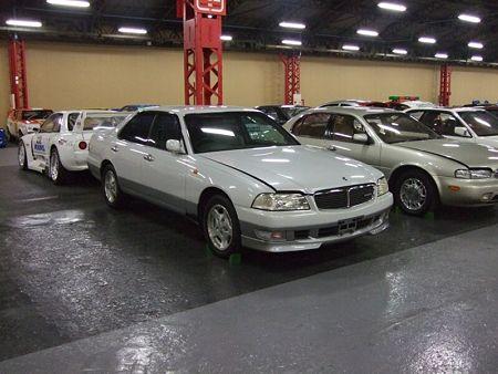 ★2008 NISSAN memorial garage 63