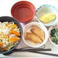 9月18日昼食(タンメン) #病院食