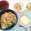 12月7日昼食(担々麺) #病院食