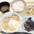 Photos: 3月23日夕食(おでん) #病院食