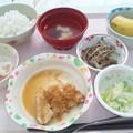 Photos: 8月17日昼食(油淋鶏) #病院食