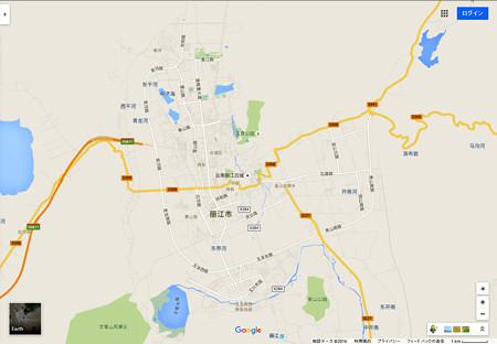 雲南省リージャン市