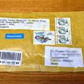 ブルガリアからの郵便物 20190815
