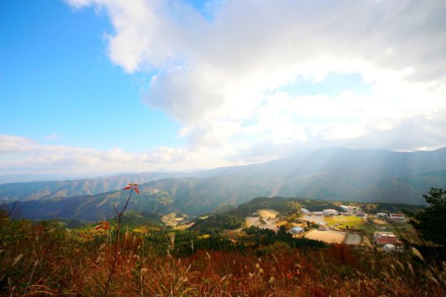 Photos: 鉢伏山から氷ノ山