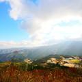 写真: 鉢伏山から氷ノ山