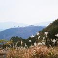 立雲峡から竹田城