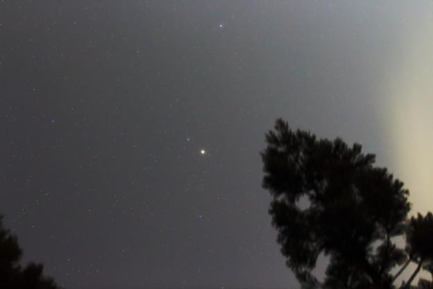 アークトゥルスに最接近したカタリナ彗星