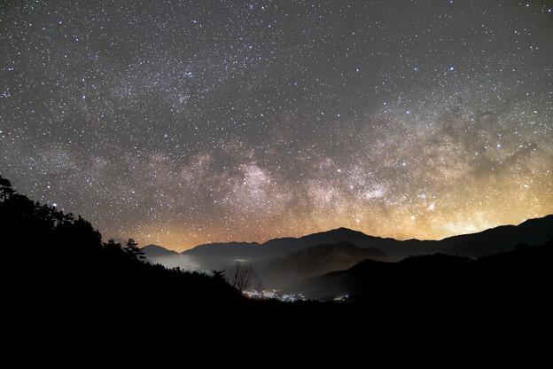 綺麗な夜空