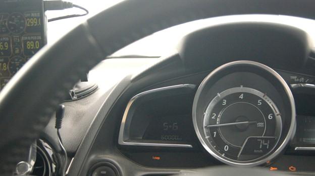 紀伊半島ドライブでのエンジン不調発生とリコール整備後の印象・・・。