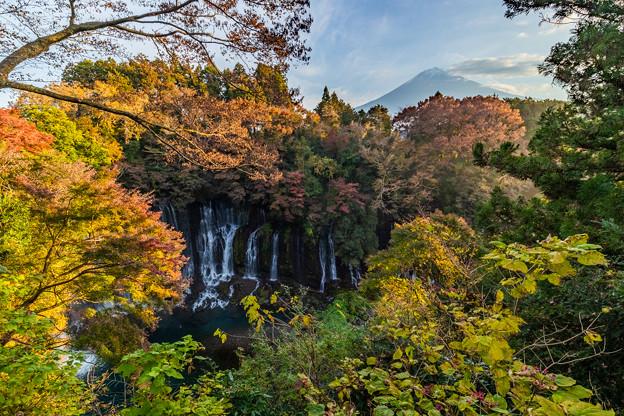 白糸の滝-
