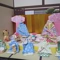 Photos: 折り紙おひな様