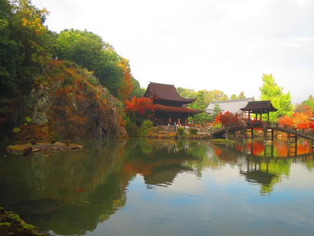 虎渓山 永保寺 庭園