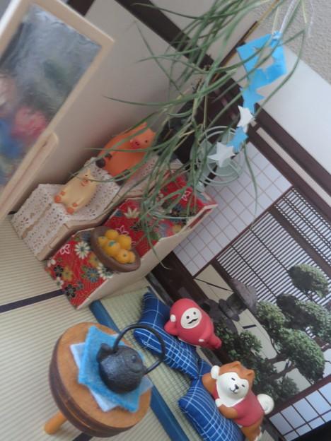 Photos: 笹飾り