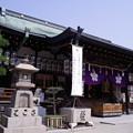 Photos: 大阪天満宮 拝殿