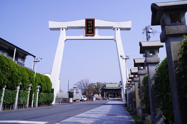 石切劔箭神社(石切神社) 鳥居