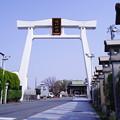 Photos: 石切劔箭神社(石切神社) 鳥居