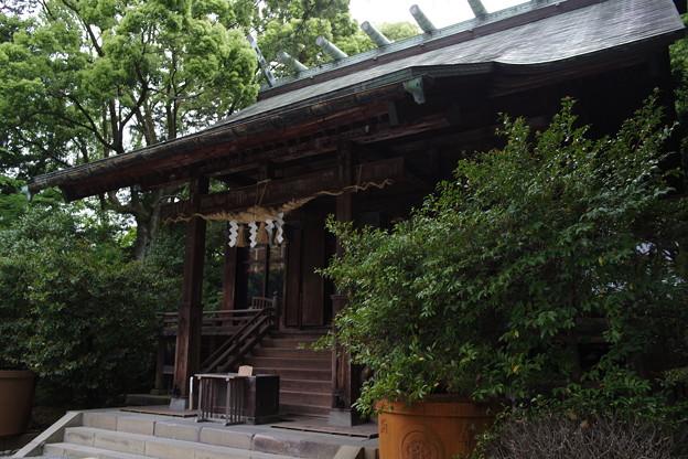 Photos: 報徳二宮神社 拝殿