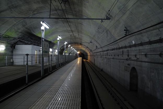 土合駅のホーム