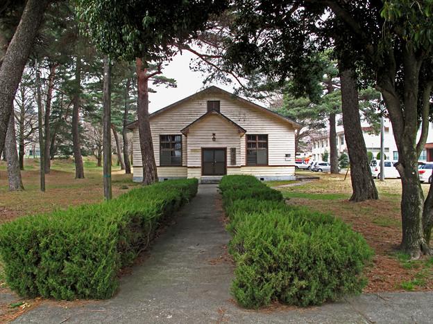 熊谷基地 剣道場