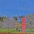 写真: 上田城跡公園