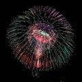 写真: 神明の花火-5