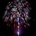 写真: 神明の花火-3