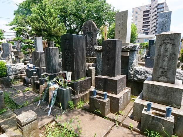 森一族の墓