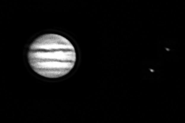 木星の強拡大