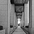 Photos: 都庁舎外通路