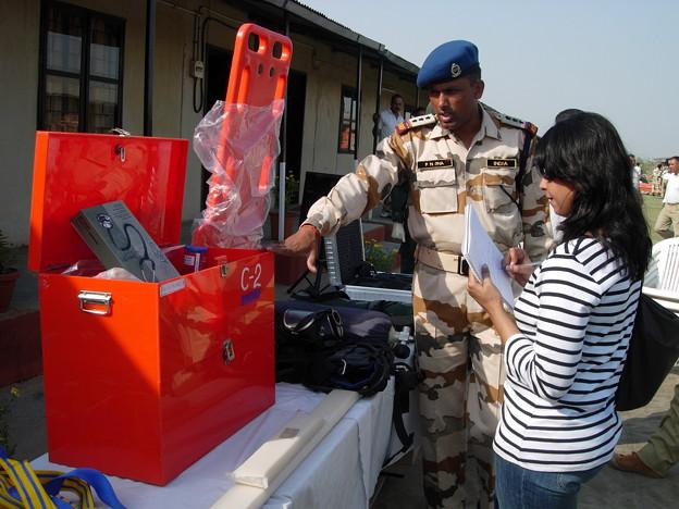 写真: india_rescue_team01_5609258283_o