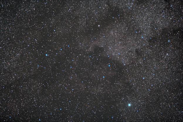 北アメリカ星雲2