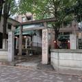 Photos: 銀杏稲荷鳥居