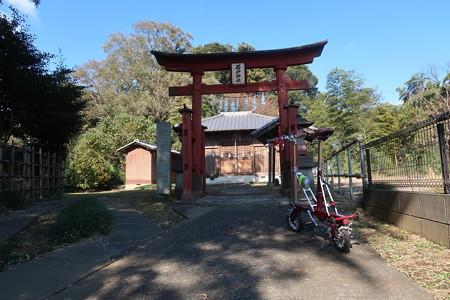 石戸神社 (1) 北本市石戸宿
